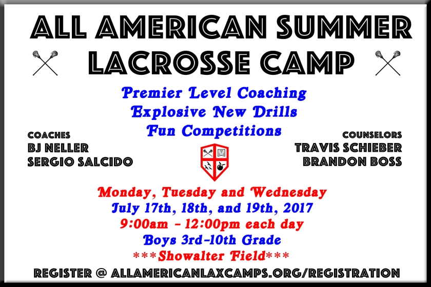All American Summer Lax Camp
