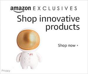 Amazon Innovative Products
