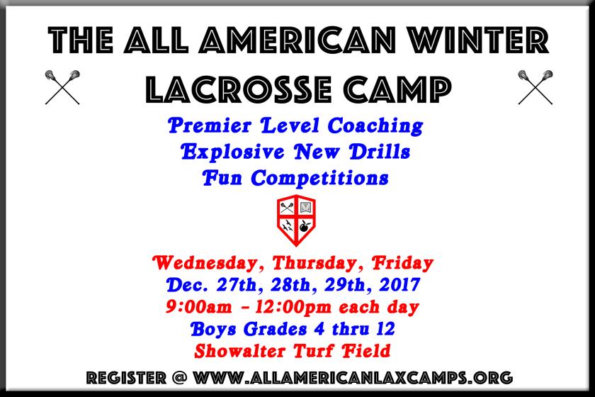 All American Winter Lax Camp