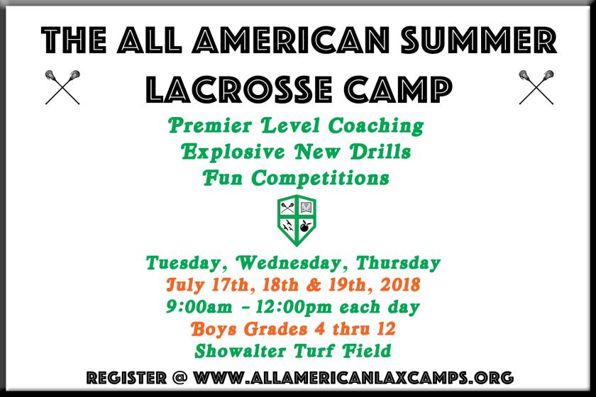 AALC Florida Summer Lacrosse Camp