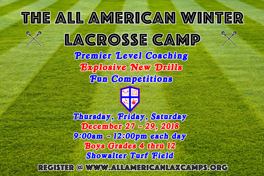All American Winter Lax Camp